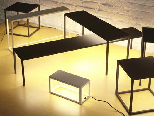 luminous furniture shoebox dwelling finding comfort