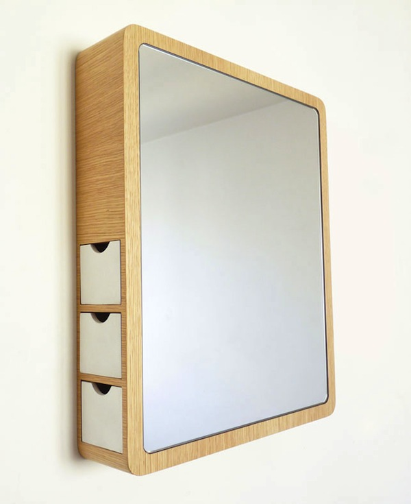 Storage mirror shoebox dwelling finding comfort style for Mirrors for small spaces