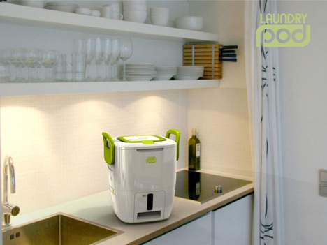 Laundry Pod — Shoebox Dwelling | Finding comfort, style and ...