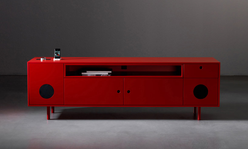 Superb Sound Furniture. These Technologically Advanced Furniture ...
