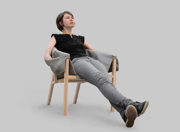 Reading Chair Shoebox Dwelling Finding Comfort Style