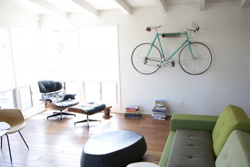 I Cannot Possibly Pass By Bike Storage Without Noticing. Especially If It  Is As Beautiful As This Piece. A Product By Long Beach Based Design Studio  Ballou ...