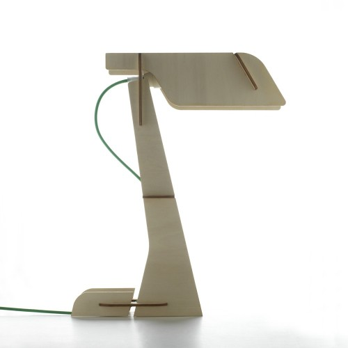 Zeta Lamp Shoebox Dwelling Finding Comfort Style And