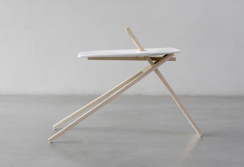 Marvelous I Love The Elegance And Ingenuity Of This Piece. Tripod Side Table By Noon  Studio Is Comprised Of Only Four Interlocking Details. Great Pictures
