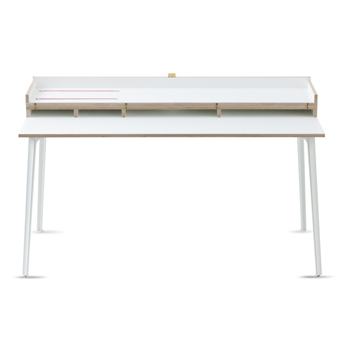 Piano table shoebox dwelling finding comfort style for Piano for small space