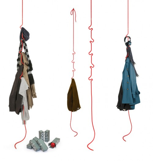 Coat hanger shoebox dwelling finding comfort style and dignity in small spaces - Coat rack for small spaces design ...