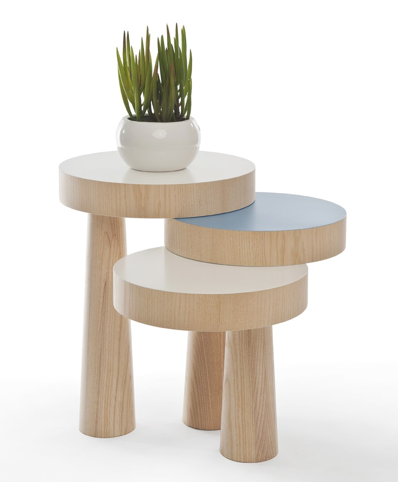Side Tables For Living Rooms. Toad Side Table  Shoebox Dwelling Finding comfort style and dignity