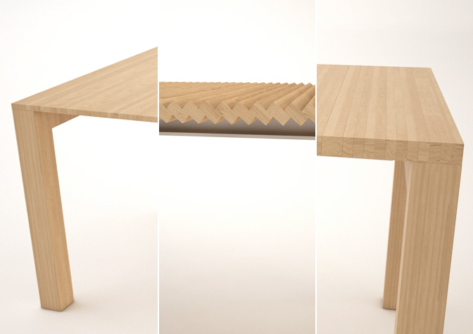 extendable table shoebox dwelling finding comfort