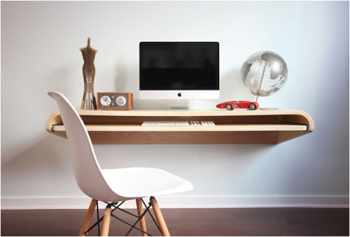 minimal-float-wall-desk