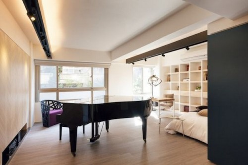 Tiny-Taipei-Loft-Outfitted-With-A-Piano-8