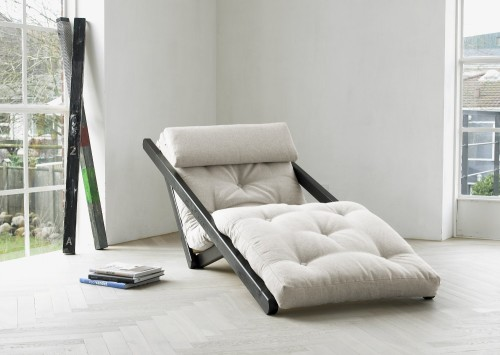 Elegant Futons Are Not Easy To Come By. I Only Featured One In The Past.  This One, Called Figo, Is Another Futon Idea I Quite Like, Mainly Because  It Can ...