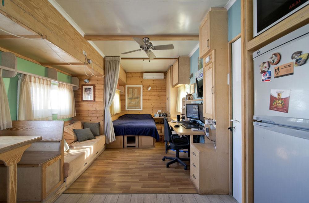 solar truck home  u2014 shoebox dwelling