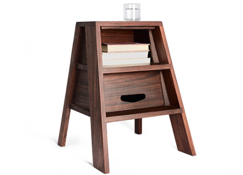 Merveilleux Storage Step Stool