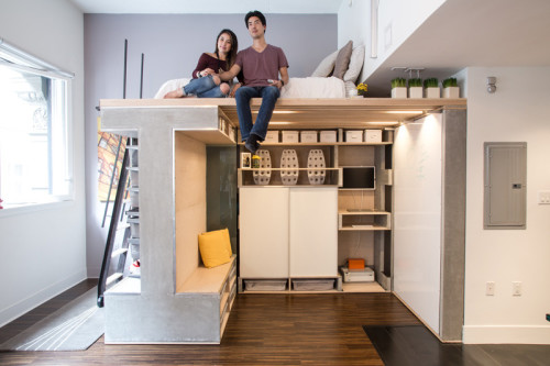 Architecture Shoebox Dwelling Finding Comfort Style