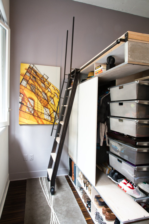 Domino Loft Shoebox Dwelling Finding Comfort Style