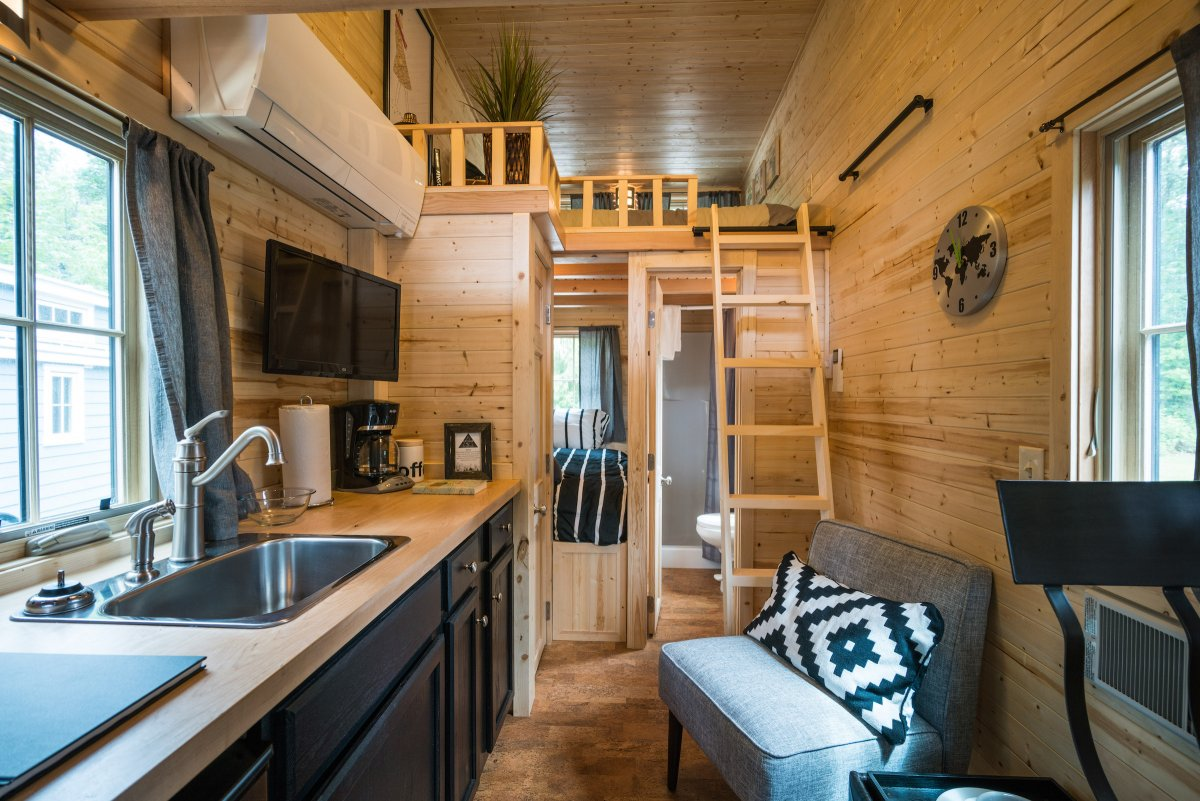 Tiny Home Designs: Tiny House Village — Shoebox Dwelling