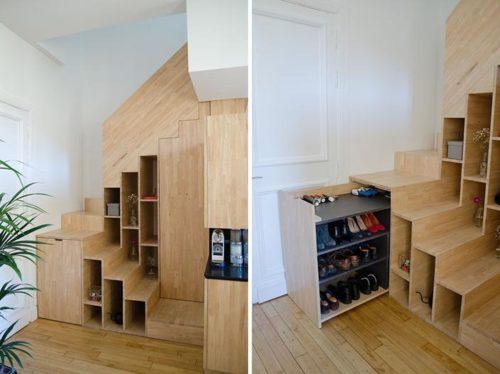 stairshoestorage