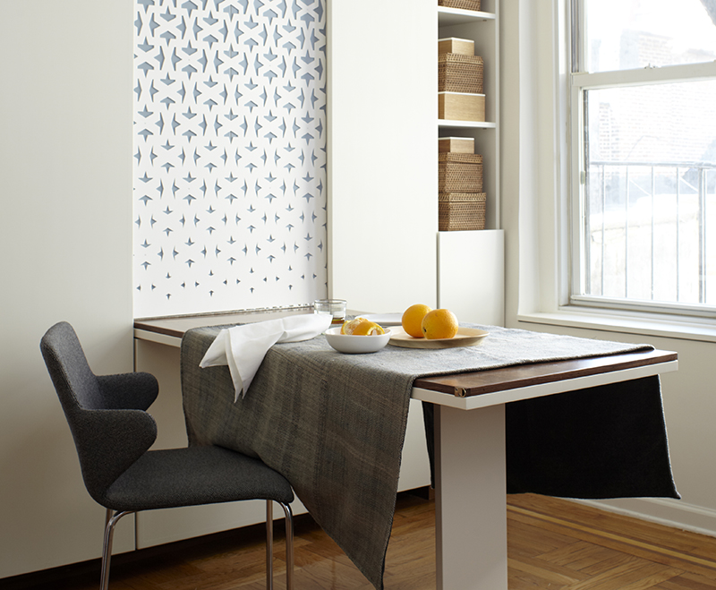 ikea closet shelving ideas - Murphy Hack In NYC — Shoebox Dwelling